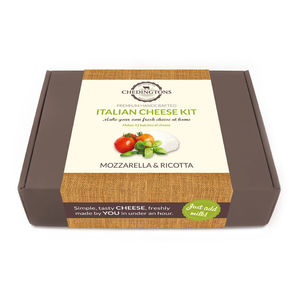 Make Your Own Italian Cheese Kit - food gifts