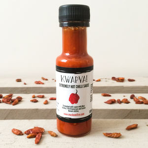 Kwapya Extremely Hot Chilli Sauce