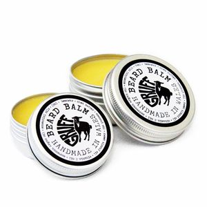 Sweet Orange, Mint And Coconut Beard Balm