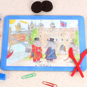 Tower Of London Placemat - tableware