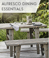 alfresco dining essentials