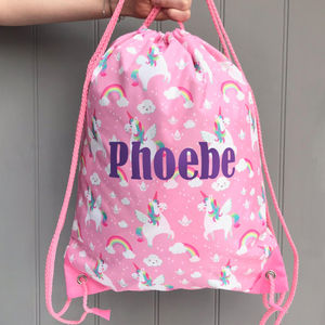 Children's Nursery/Pe Bag - bags, purses & wallets