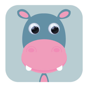 Herman Hippo Card