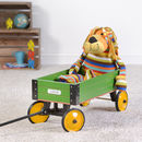 Personalised Kids Pull Along Kart