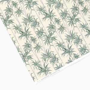 Tropical Palm Tree Wrapping Paper - wrapping paper