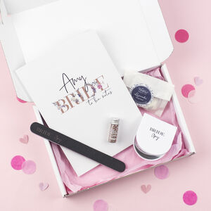 Bride To Be Wedding Gift Box