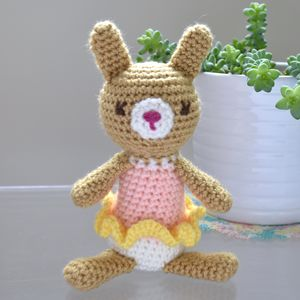 Amigurumi Rosie The Rabbit - whatsnew