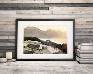 Limited Edition Garden Route Print - photography & portraits