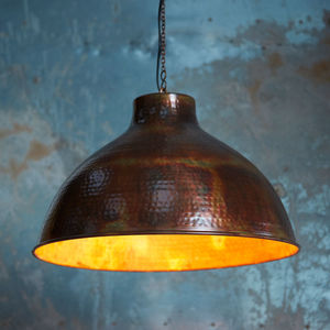 Fair Trade Tabu Pendant Ceiling Light - ceiling lights