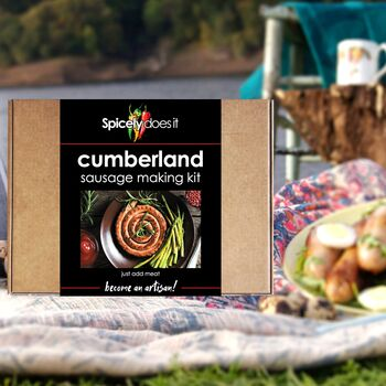 Make Your Own Cumberland Sausages Kit
