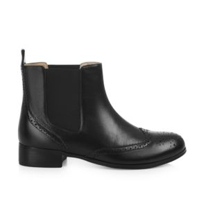 Chelsea Boots Black - women's fashion
