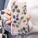 Personalised Patterned Hard iPhone Case For Her