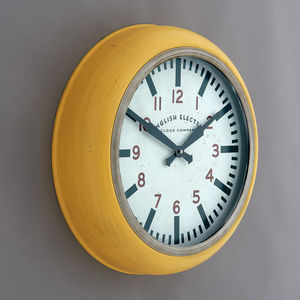 Canteen Wall Clock - clocks