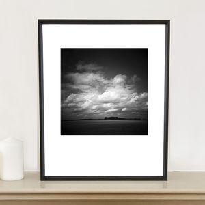 Dramatic Sky Photographic Art Print