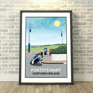 Portstewart, Northern Ireland Print