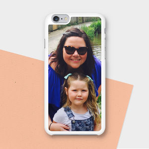 Personalised Photograph iPhone Case - phone covers & cases