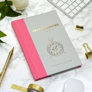 Timeless Collection 'Dear Daughter' Memory Journal
