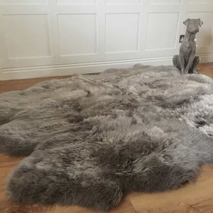 Luxury Sexto Sheepskin Rugs - rugs & doormats