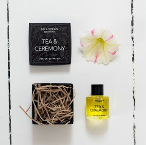'Tea And Ceremony' Natural Botanical Perfume - shop by category