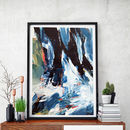 Abstract 57 Wall Art A4/A5 Poster Print Paper Poster