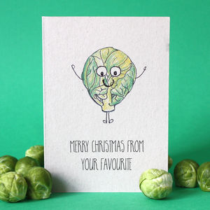 Christmas Favourite Card - cards
