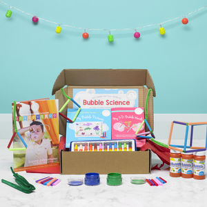 Bubble Science Activity Kit - gifts for children
