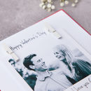 Personalised Couple Peg Photo Card