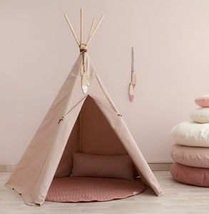 Bloom Pink Nevada Teepee - tents, dens & teepees
