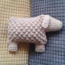 Welsh Mountain Sheep Knitting Pattern