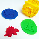 Dinosaur Dough Cutter