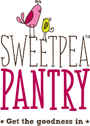 Sweetpea Pantry baking mixes for families