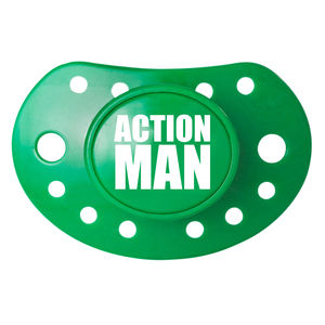 Cool Action Man Dummy / Soother