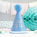 Dad To Be Baby Shower Party Hat