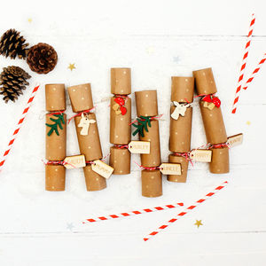 Christmas Woodland Crackers