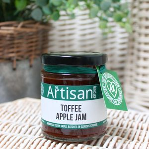 Artisan Toffee Apple Jam
