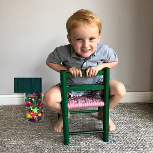 Hand Woven Children's Nursery Chairs - children's furniture