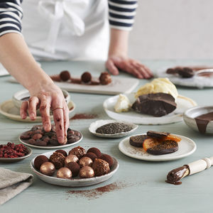 Raw Chocolate Making Workshop For One - experience gifts