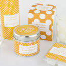 Polka Dot Scented Candle Collection