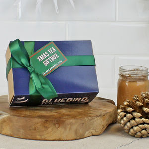 Christmas Tea Gift Box - christmas food & drink