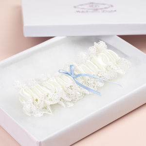 'Simply Daisy' Bridal Garter - wedding fashion
