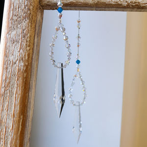 Crystal Icicle Sun Catcher