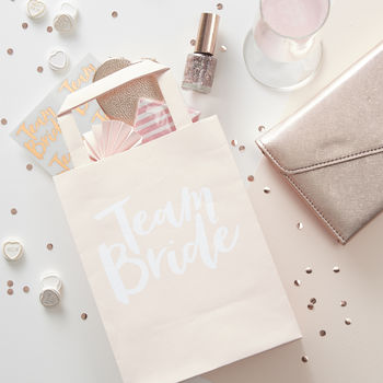 Team Bride Hen Party Gift / Party Bags