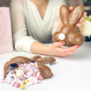 Belgian Chocolate Smash Bunny Bum