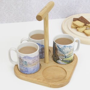 Cup Carry Tray - trays