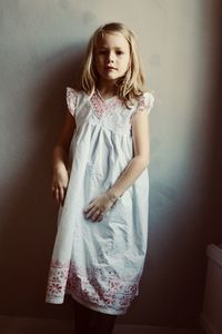 Folk Print Nightie