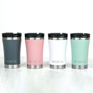 Montii Reusable 350ml Insulated Coffee Cup