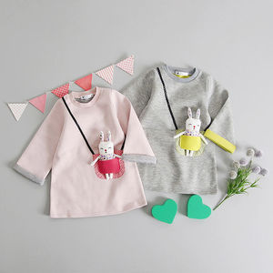 Bunny Pocket Tunic - dresses