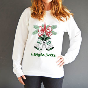 'Gingle Bells' Unisex Christmas Jumper
