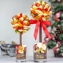 Personalised Chocolate Tree Covered In Haribo