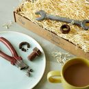 Chocolate Spanner, Wire Cutters, Nut And Bolt Gift Box
